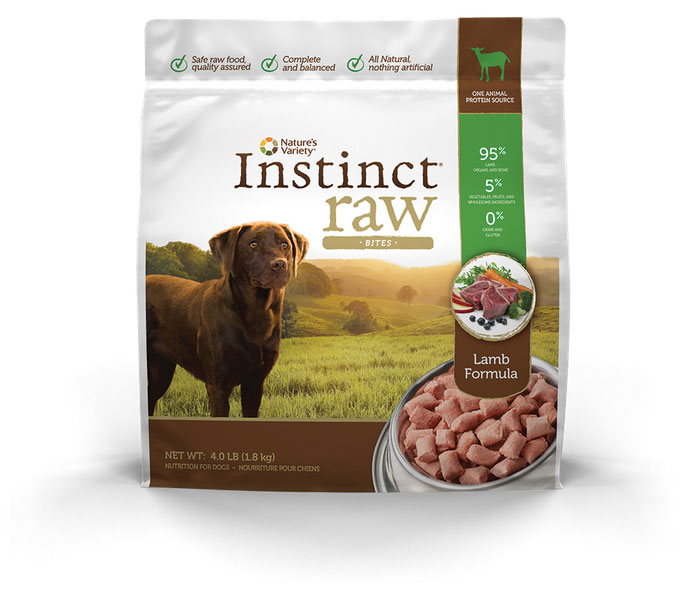 Nature's Instinct Raw Diet